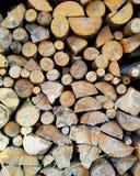 Ξύλο για την πυρκαγιά Στοκ φωτογραφίες με δικαίωμα ελεύθερης χρήσης