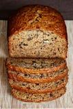ξύλο καρυδιάς ψωμιού μπαν&alp Στοκ εικόνες με δικαίωμα ελεύθερης χρήσης