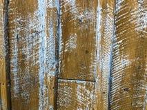Ξύλο του τοπικού ανάποδου σπιτιού στο Lee Vining στοκ εικόνα