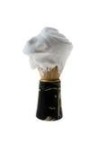 ξύρισμα αφρού βουρτσών Στοκ φωτογραφία με δικαίωμα ελεύθερης χρήσης