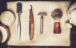 ξύρισμα εξαρτημάτων Στοκ Εικόνες