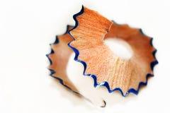 ξύρισμα μολυβιών Στοκ Εικόνα