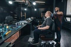Ξύρισμα ουρών Στοκ φωτογραφία με δικαίωμα ελεύθερης χρήσης