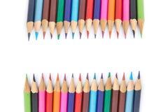 Ξύστρες για μολύβια Στοκ εικόνες με δικαίωμα ελεύθερης χρήσης
