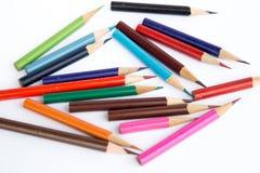 Ξύστρες για μολύβια Στοκ φωτογραφία με δικαίωμα ελεύθερης χρήσης