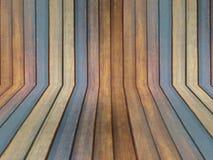 Ξύλινα πάτωμα και υπόβαθρο Στοκ εικόνες με δικαίωμα ελεύθερης χρήσης