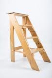 Ξύλινα σκαλοπάτια. στοκ εικόνες με δικαίωμα ελεύθερης χρήσης