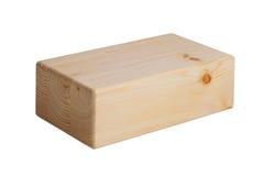 Ξύλινα τούβλα για τη γιόγκα Στοκ εικόνα με δικαίωμα ελεύθερης χρήσης