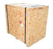 Ξύλινα υπόβαθρα κιβωτίων/σύσταση Στοκ Φωτογραφίες