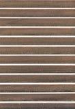 Ξύλινα louvers Στοκ εικόνα με δικαίωμα ελεύθερης χρήσης