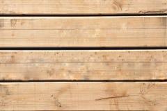 Ξύλινα slats Στοκ Εικόνες