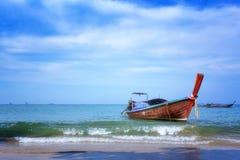 Ξύλινες βάρκες στοκ εικόνα