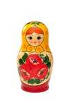 Ξύλινες ρωσικές κούκλες Στοκ Φωτογραφία