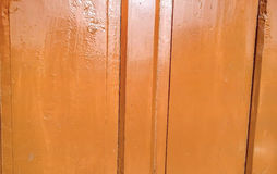 Ξύλινες σανίδες με το καφετί χρώμα Στοκ Φωτογραφίες