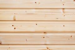 Ξύλινες σανίδες πεύκων Στοκ εικόνες με δικαίωμα ελεύθερης χρήσης