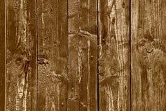 Ξύλινη ανασκόπηση Καφετιά grunge σύσταση του ξύλινου πίνακα Στοκ εικόνα με δικαίωμα ελεύθερης χρήσης