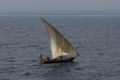 Ξύλινη βάρκα ψαράδων Στοκ εικόνα με δικαίωμα ελεύθερης χρήσης