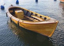 Ξύλινη βάρκα Στοκ φωτογραφία με δικαίωμα ελεύθερης χρήσης