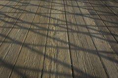 Ξύλινη γέφυρα γεφυρών Στοκ φωτογραφία με δικαίωμα ελεύθερης χρήσης