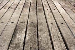 Ξύλινη επίγεια σύσταση Στοκ φωτογραφία με δικαίωμα ελεύθερης χρήσης