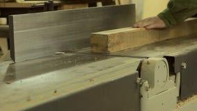 ξύλινη επεξεργασία απόθεμα βίντεο