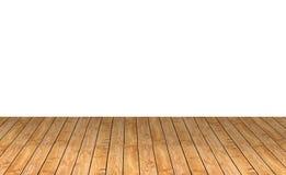 Ξύλινη επιτραπέζια κορυφή Στοκ Εικόνα