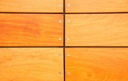 Ξύλινη επιφάνεια κατασκευασμένη Στοκ Εικόνες