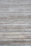 Ξύλινη διάβαση πεζών σανίδων Στοκ Φωτογραφία