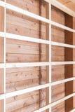 Ξύλινη κατασκευή πλαισίων Στοκ φωτογραφίες με δικαίωμα ελεύθερης χρήσης