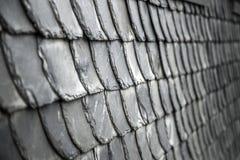 Ξύλινη μακροεντολή στεγών στοκ φωτογραφία με δικαίωμα ελεύθερης χρήσης