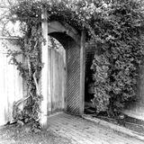 Ξύλινη πόρτα 2 Στοκ φωτογραφία με δικαίωμα ελεύθερης χρήσης