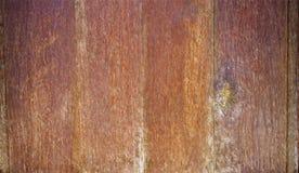 Ξύλινη σανίδα στον τοίχο ως σύσταση Στοκ Εικόνα
