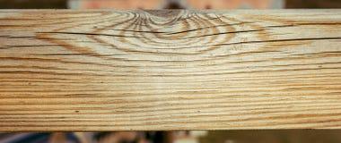 Ξύλινη σανίδα Στοκ Φωτογραφίες