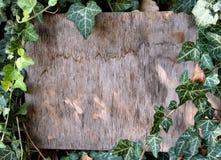 Ξύλινη σανίδα Στοκ Φωτογραφία