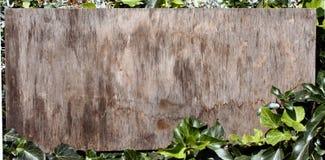 Ξύλινη σανίδα Στοκ εικόνα με δικαίωμα ελεύθερης χρήσης