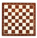 Ξύλινη σκακιέρα Στοκ Φωτογραφία