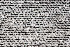 Ξύλινη στέγη Στοκ Φωτογραφία