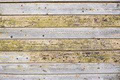 Ξύλινη σύσταση ανασκόπησης Παλαιοί πίνακες Στοκ Εικόνες