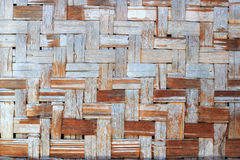 Ξύλινη σύσταση μπαμπού Στοκ Εικόνα
