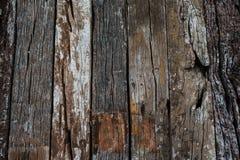 Ξύλινη σύσταση παλαιές επιτροπές ανασκόπησης Στοκ φωτογραφία με δικαίωμα ελεύθερης χρήσης
