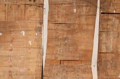 Ξύλινη σύσταση πολύ βρώμικη και που φοριέται Στοκ Φωτογραφίες