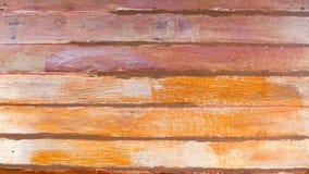 Ξύλινη σύσταση τοίχων Στοκ Εικόνα