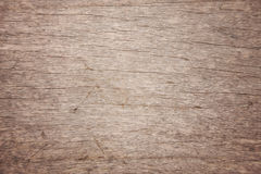 Ξύλινη σύσταση υποβάθρου, αναδρομική διαδικασία ύφους Στοκ Φωτογραφίες