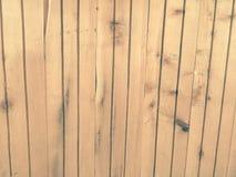 Ξύλινη σύσταση υποβάθρου πατωμάτων σανίδων Στοκ Εικόνα