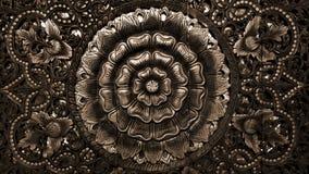 Ξύλινη τέχνη χάραξης Στοκ Εικόνες