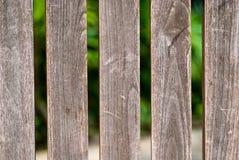 Ξύλινη φραγή Στοκ Εικόνες