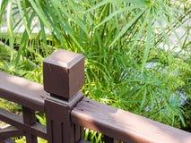 Ξύλινη φραγή Στοκ φωτογραφία με δικαίωμα ελεύθερης χρήσης
