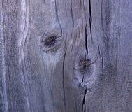 Ξύλινος κόμβος φρακτών Στοκ εικόνες με δικαίωμα ελεύθερης χρήσης