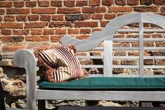 Ξύλινος πάγκος Στοκ φωτογραφία με δικαίωμα ελεύθερης χρήσης