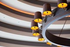 Ξύλινος πολυέλαιος Στοκ Εικόνες